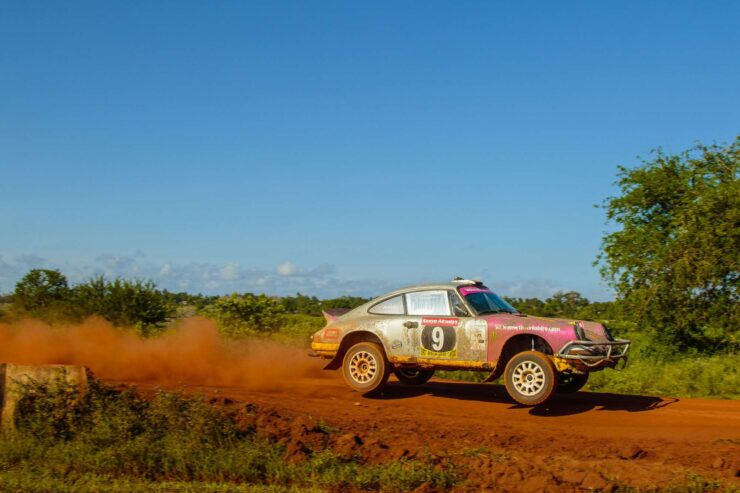 East African Safari Rally 7