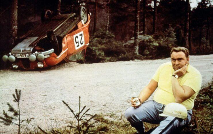 Erik Carlsson Crash