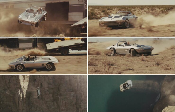 Fast Five Crash Sequence