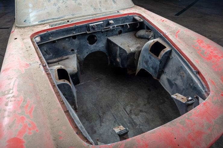 Ferrari 250 GTE Body 2