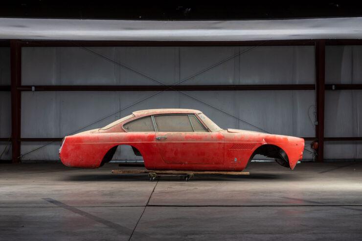 Ferrari 250 GTE Body 3