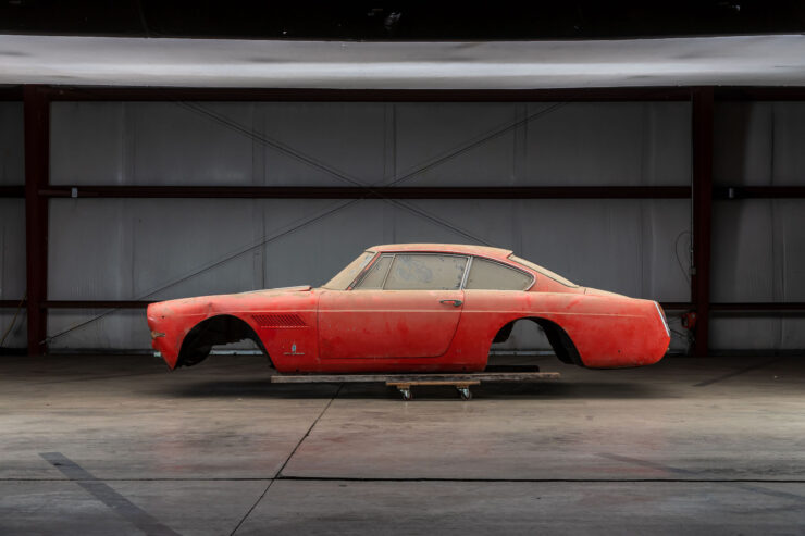Ferrari 250 GTE Body 4