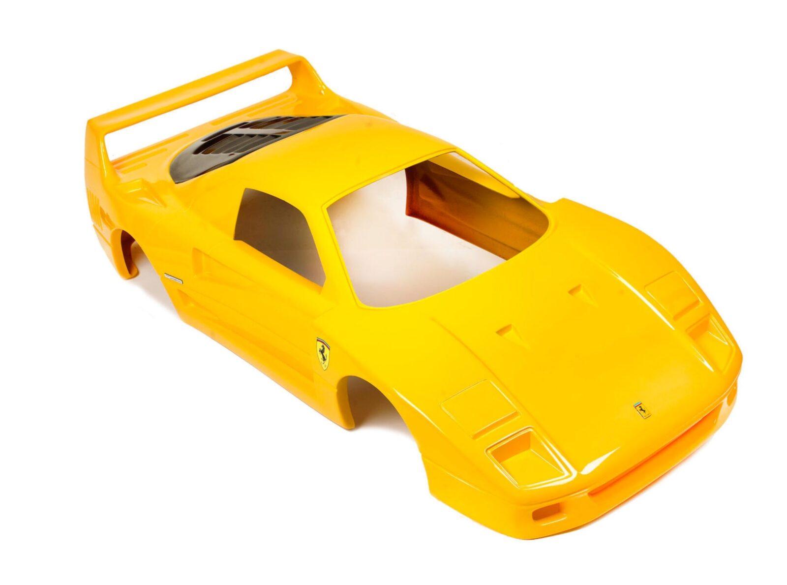 Ferrari F40 Body Shell