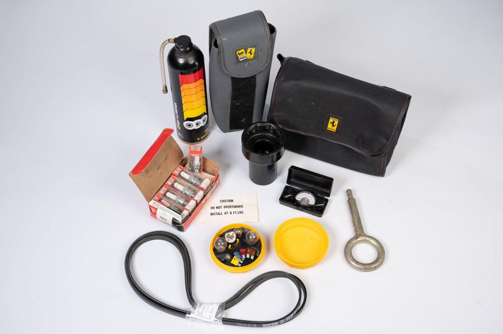 Ferrari F40 Factory Tool Kit