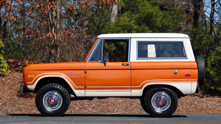 First Generation Ford Bronco 1
