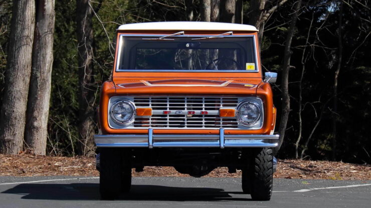First Generation Ford Bronco 10