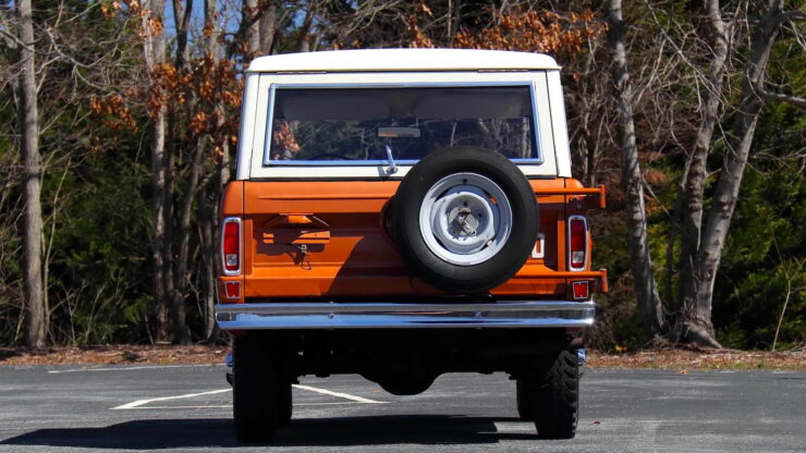 First Generation Ford Bronco 11