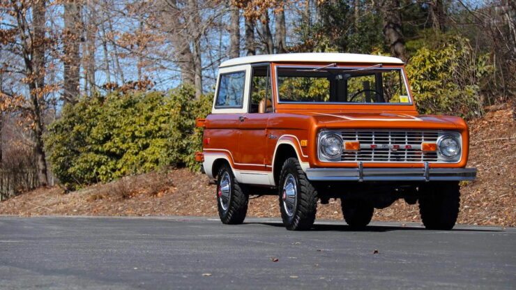 First Generation Ford Bronco 19