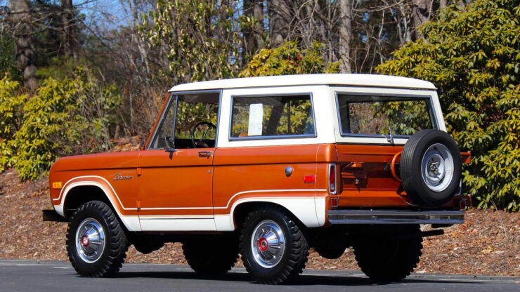 First Generation Ford Bronco 2
