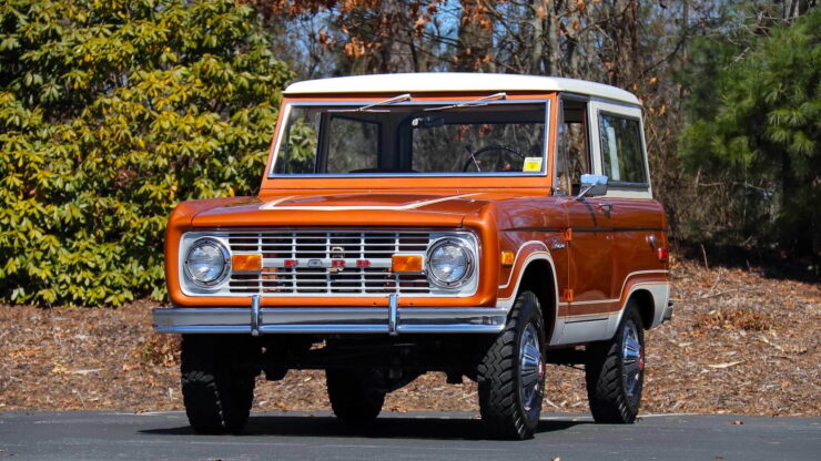 First Generation Ford Bronco 20