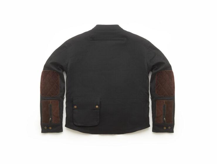 Fuel Division 2 Black Motorcycle Jacket 2