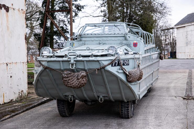 GMC DUKW Amphibious Landing Craft 2