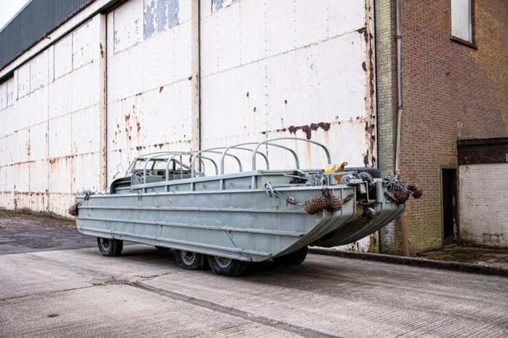 GMC DUKW Amphibious Landing Craft 6
