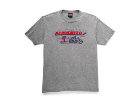 H-D x Aerosmith Burnout Tee