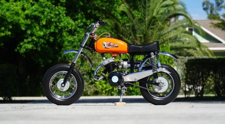 Indian MM5A Mini Bike 1