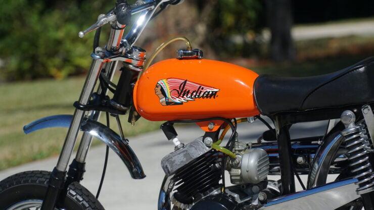 Indian MM5A Mini Bike 2
