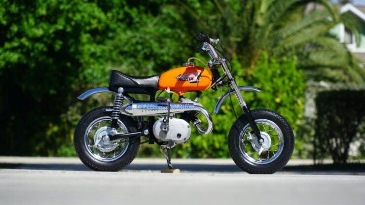 Indian MM5A Mini Bike 5
