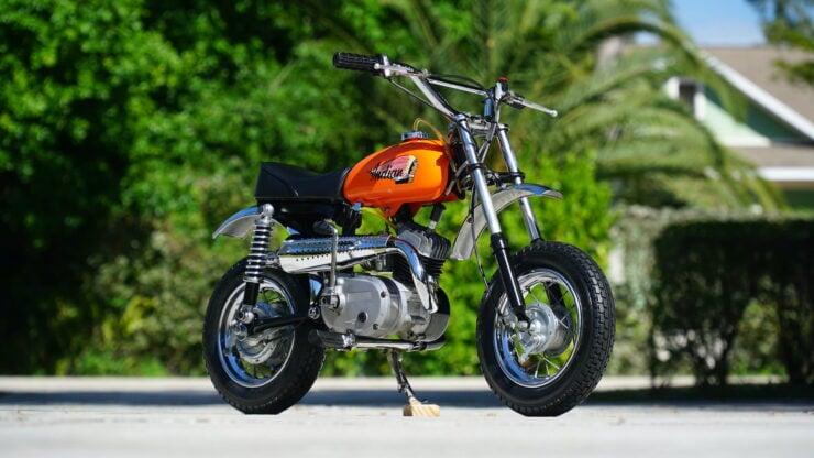 Indian MM5A Mini Bike 6