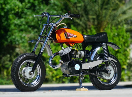 Indian MM5A Mini Bikes