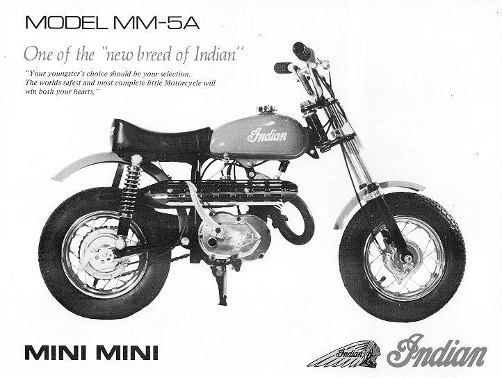 Indian Mini Bike