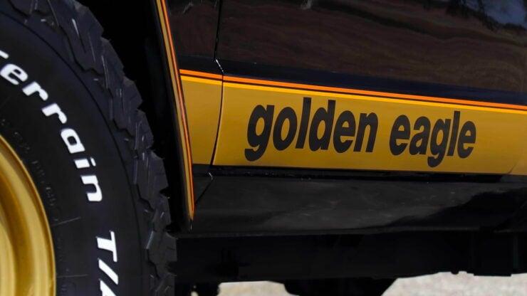 Jeep J10 Golden Eagle Pickup 8