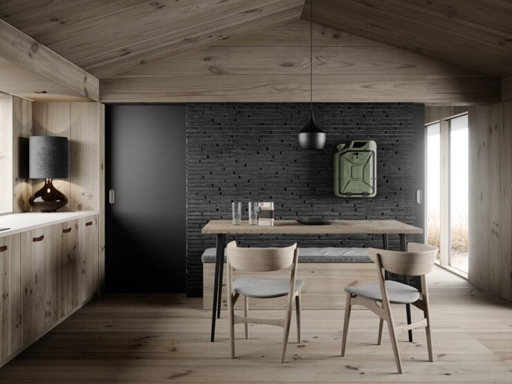 Jerry Can Bar Cabinet By Danish Fuel 9
