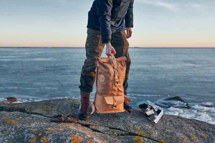 Kasperi S.04 Fold Top Backpack 11