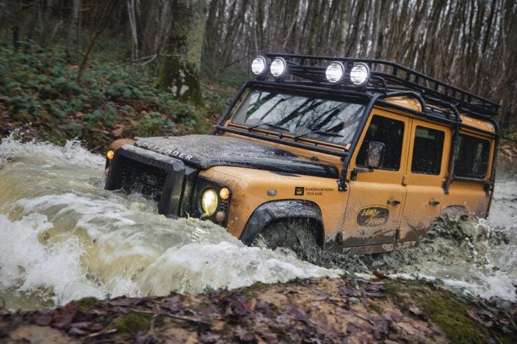 Land Rover Defender Works V8 Trophy 14