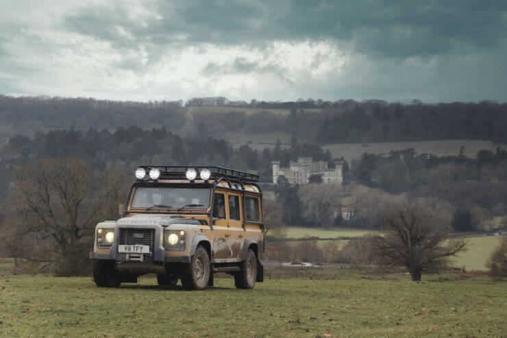 Land Rover Defender Works V8 Trophy 16