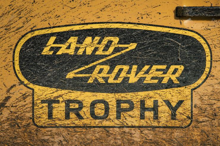 Land Rover Defender Works V8 Trophy 17