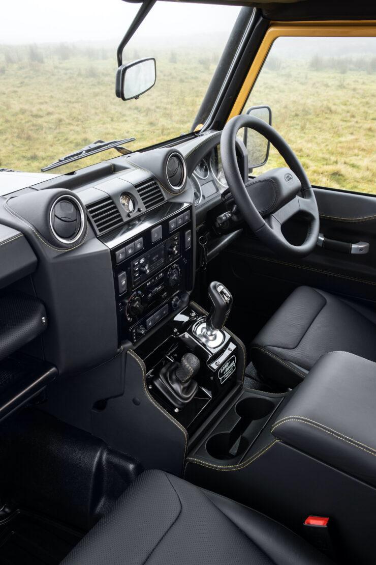 Land Rover Defender Works V8 Trophy 19