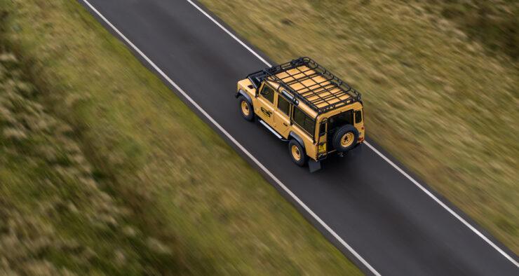 Land Rover Defender Works V8 Trophy 4