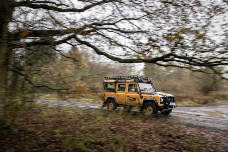Land Rover Defender Works V8 Trophy 7