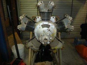 LeBlond Ken Royce Aircraft Engine