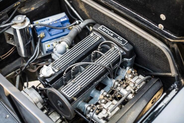 Lotus Europa Twin Cam Engine
