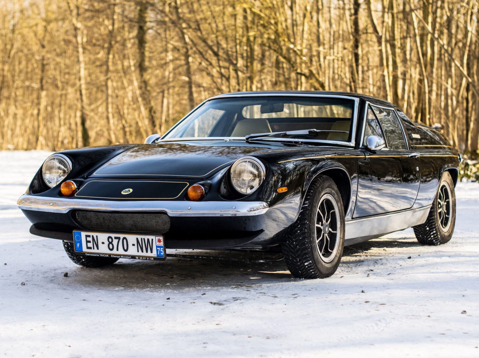 Lotus Europa Twin Cam Special