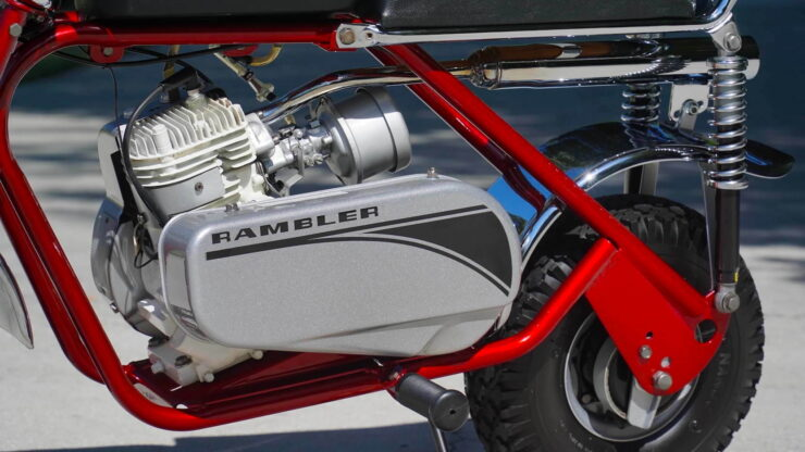 MTD Minibike 1