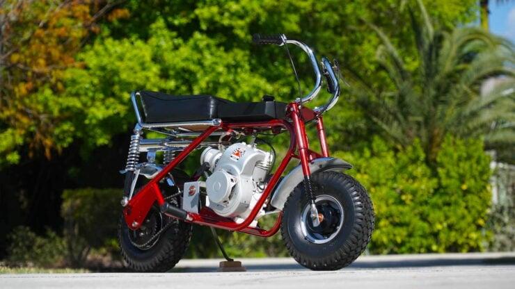 MTD Minibike 10