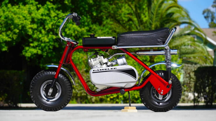 MTD Minibike 3