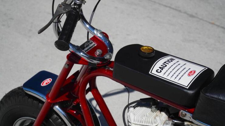 MTD Minibike 4