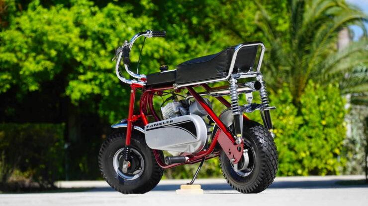 MTD Minibike 5