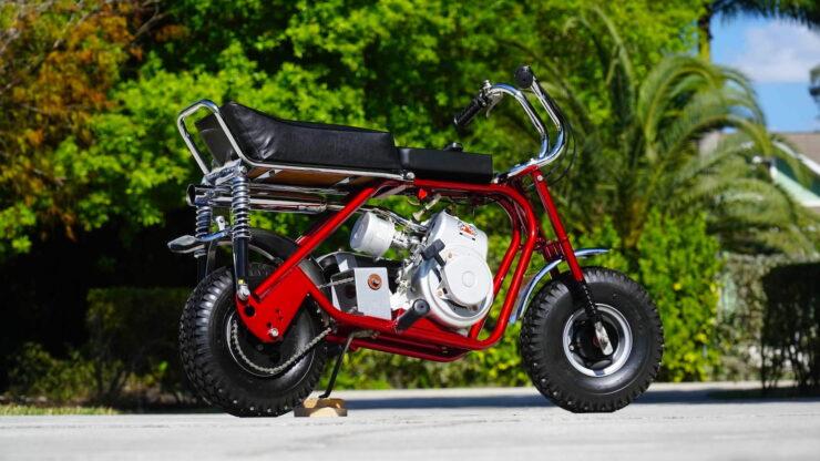 MTD Minibike 6