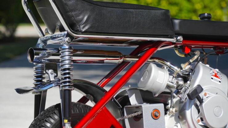 MTD Minibike 7