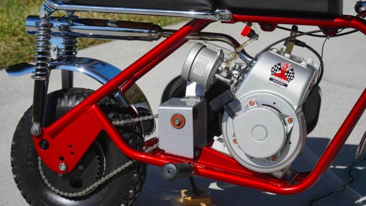 MTD Minibike 8