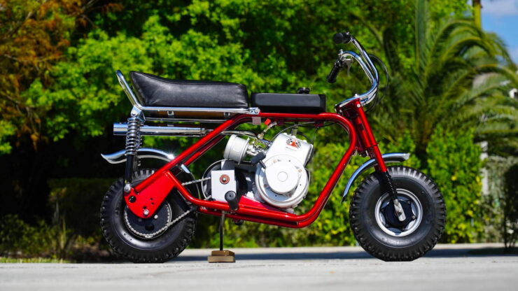 MTD Minibike 9