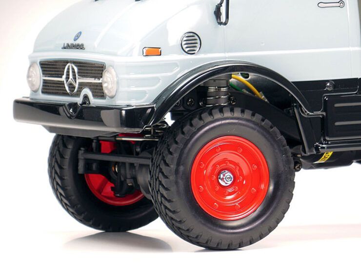 Mercedes-Benz Unimog 406 Series U900 Wheel