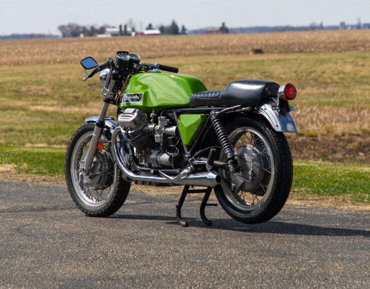 Moto Guzzi V7 Sport 4