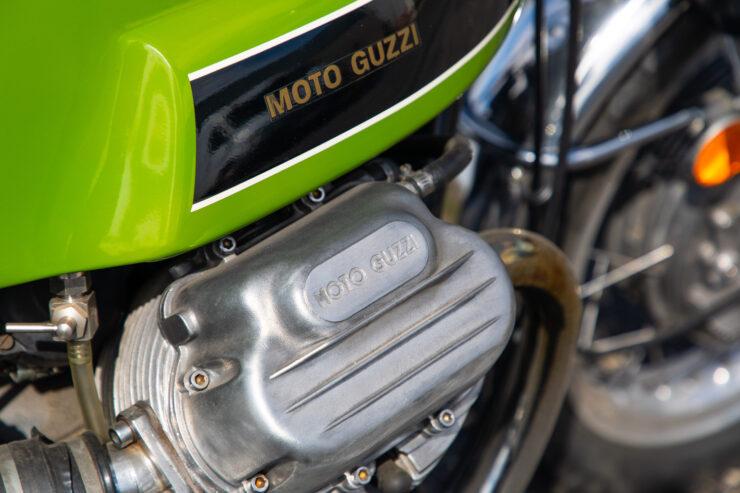 Moto Guzzi V7 Sport 8