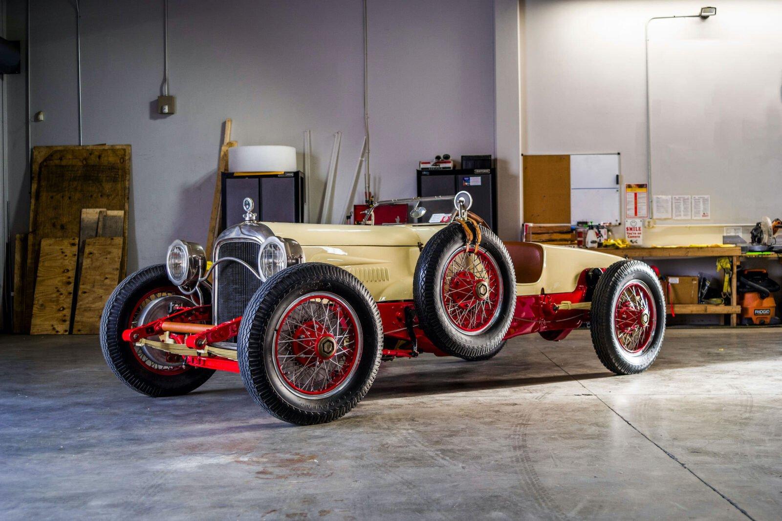 Packard Twin Six V12 7