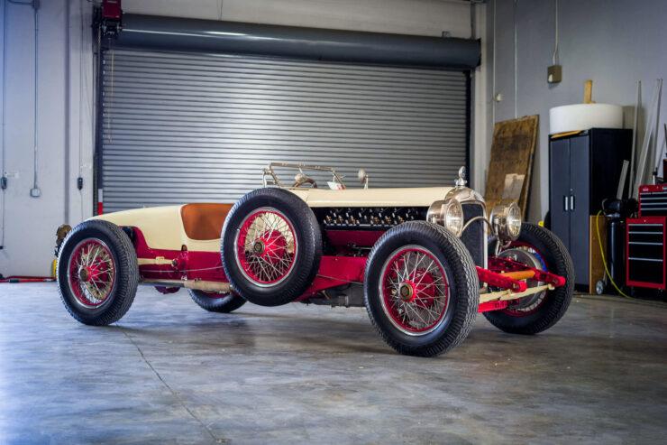 Packard Twin Six V12
